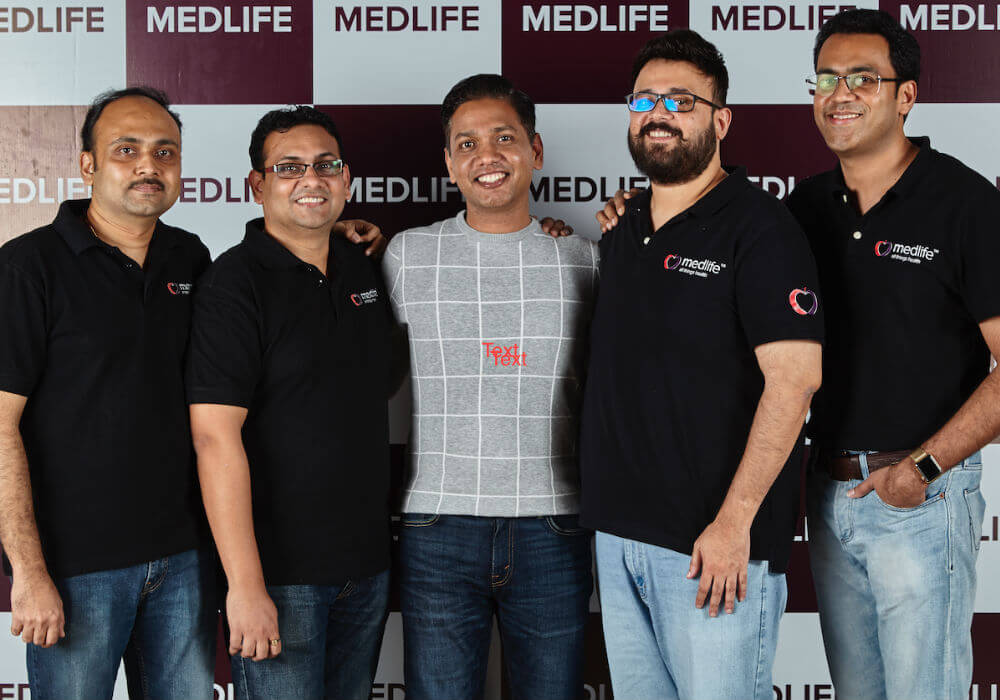 Healthtech Startup Online Pharmacy Medlife Is Changing Healthcare Across 40 Cities In India