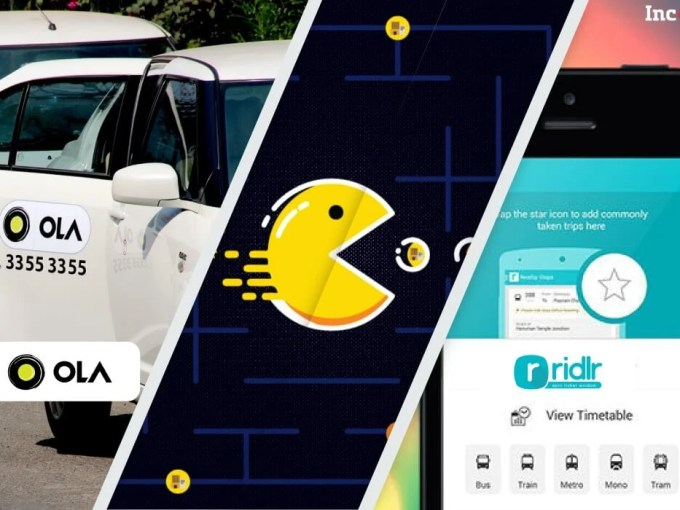 Ola Acquires Ridlr To Pave Way For Public Transport Digitisation