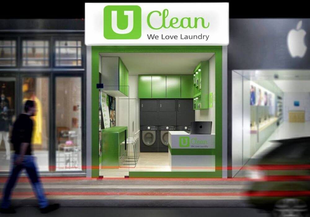 UClean-laundry-startup