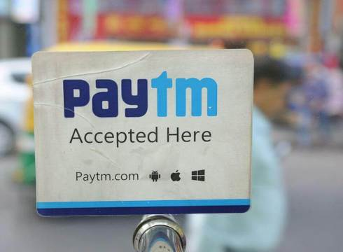 Paytm Launches Offline Payments Solution Paytm Tap Card