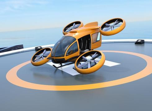 IIT-Kanpur, VTOL Aviation Sign $2.2 Mn MoU To Develop Flying Taxi Prototype