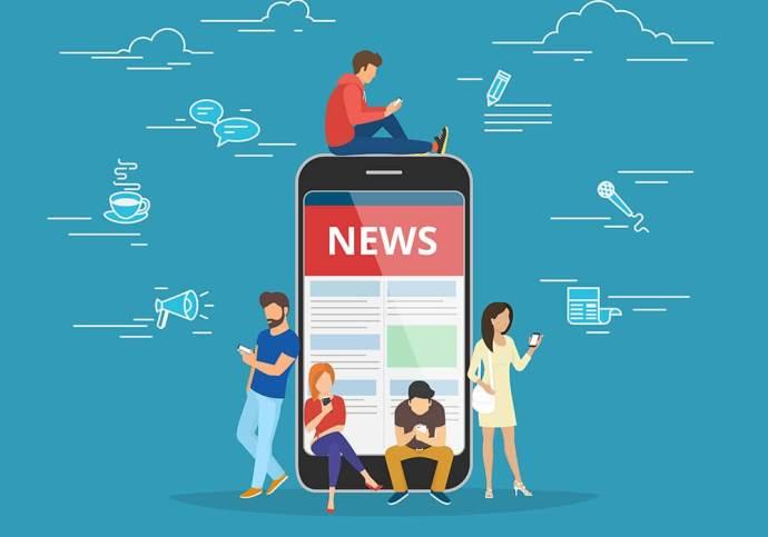 NewsDog Launches Beta Version Of Blockchain Technology On Its App