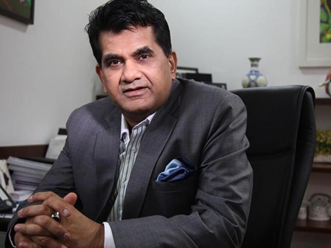 Artificial Intelligence Can Help Beyond Technological Applications: Amitabh Kant
