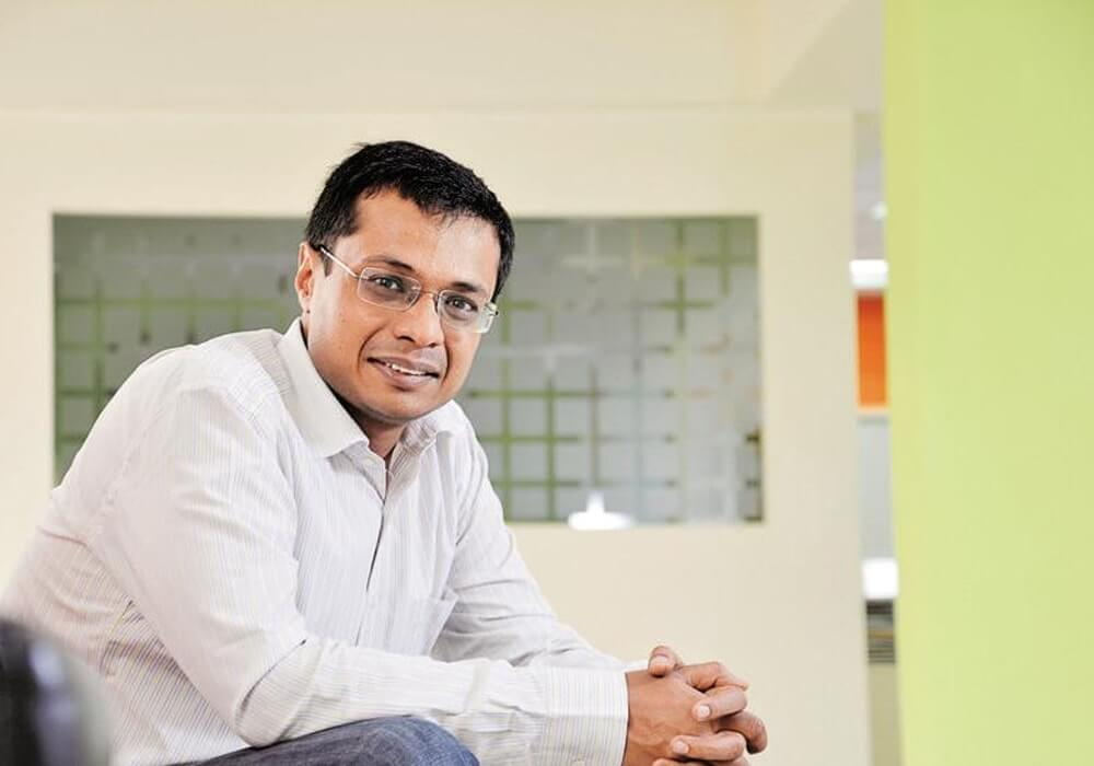 Flipkart Co-Founder Sachin Bansal Wants Differential Voting Rights For Indian Startups