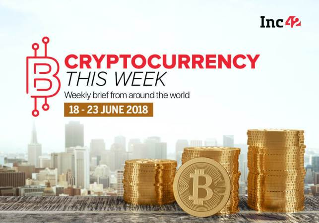Cryptocurrency This Week: Github Compromised, India To Hit Bitcoin Roadblock And More