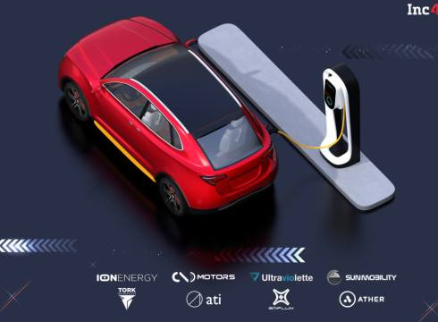 Eight Startups That Are Stepping On The Gas To Drive EV Adoption In India