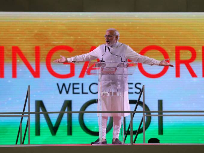 Modi Singapore Visit: Enterprise Singapore, TiE Sign MoU To Foster Ties Between Startups Of Both Countries
