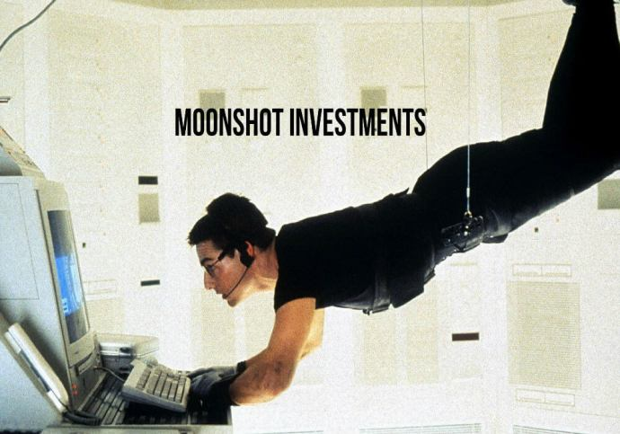 How Far Is Too Far When You Go For Moonshot Investments