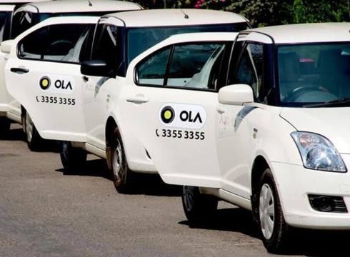 Ola Invested $60 Mn In Its International Operations Over A Year: Report