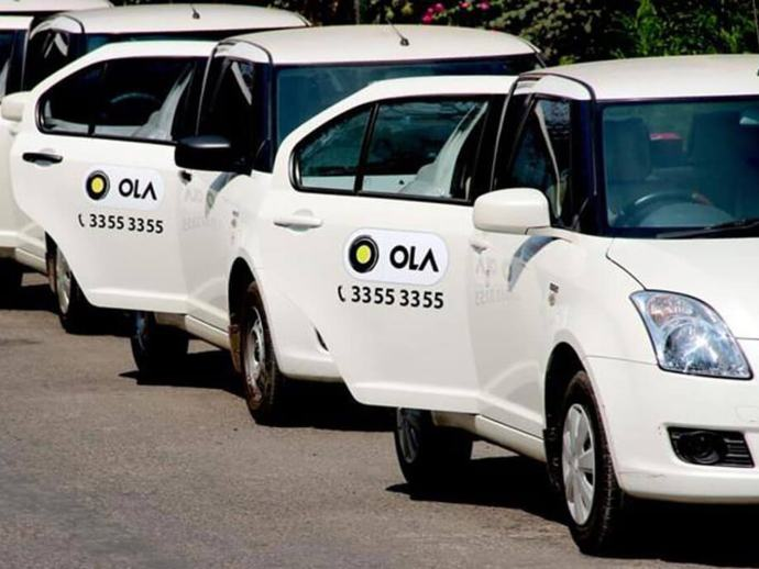 Ola Making Money On Every Ride, Expects To Be Profitable In 2018