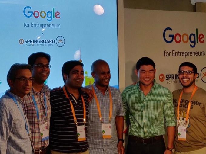 91springboard Joins Google For Entrepreneurs Network, Launches Startup Hub For Women Entrepreneurs