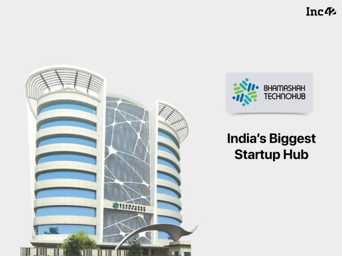 Chief Minister Vasundhara Raje Launches India's Largest Business Incubator — Bhamashah Techno Hub — In Jaipur