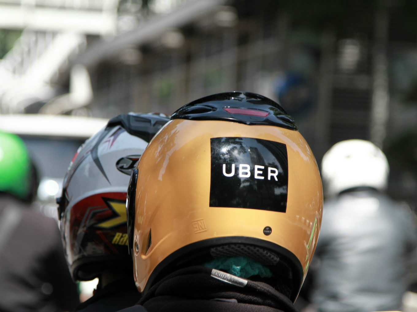 Uber Reportedly Files for IPO, One Day After Lyft