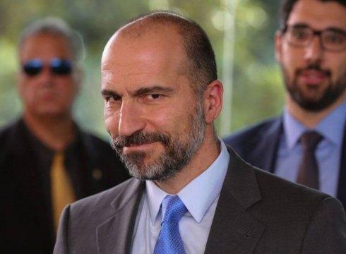 Uber's Dara Khosrowshahi Reiterates Commitment To India