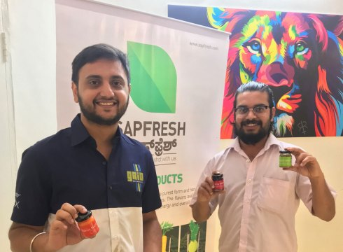 What's The Secret Sauce Of SapFresh's Health Shot Hyperlocal Delivery Business?