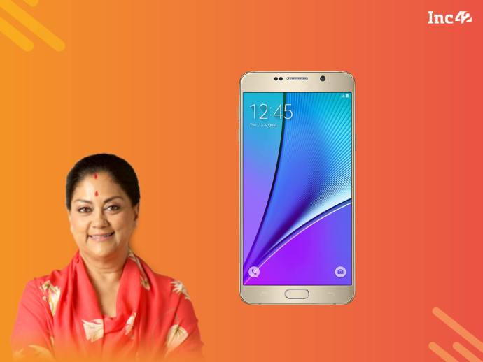 Making Every Household Digital: Rajasthan Govt Offer Free Smartphones To Every Household of Rajasthan