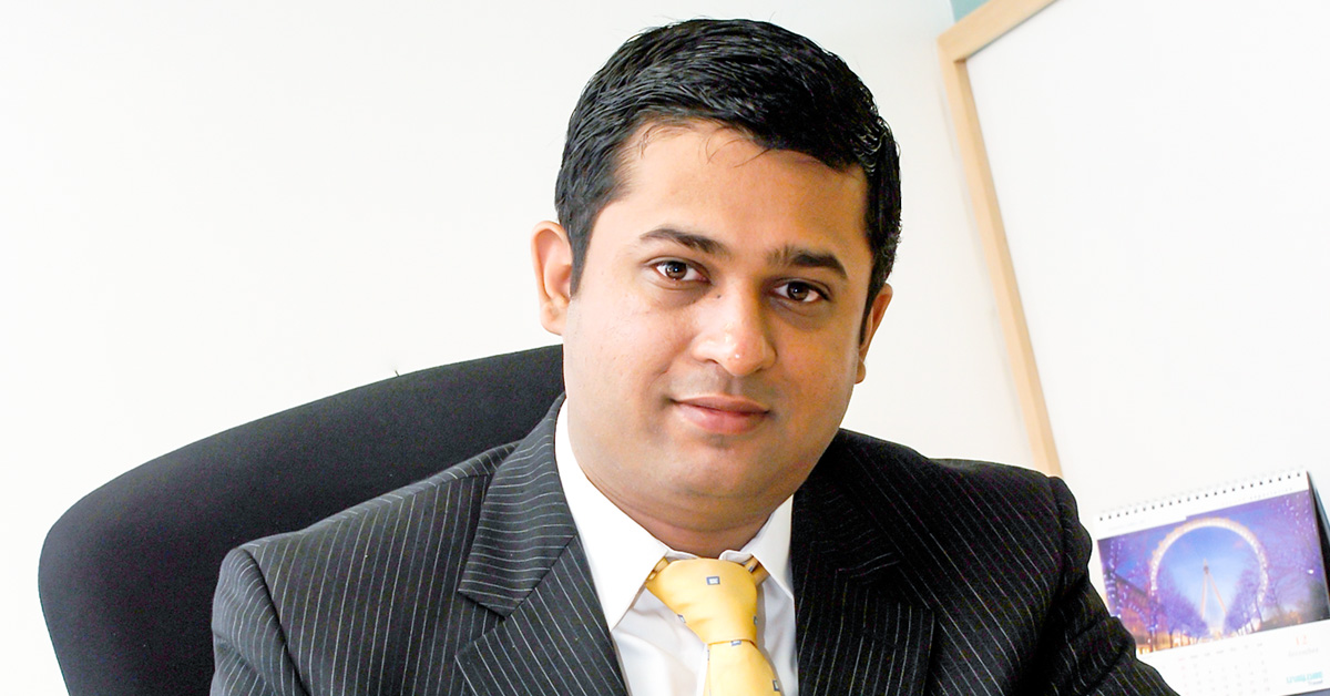 Manav Garg of Eka Software speak about the Indian startup ecosystem