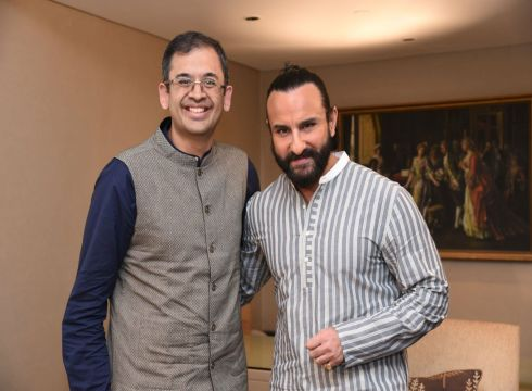 Myntra Teams Up With Pataudi Nawab To House Ethnic Brand 'House Of Pataudi'