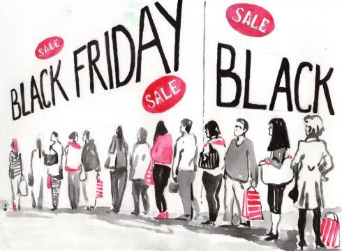 India's Ecommerce Startups Bullish On Black Friday Shopping