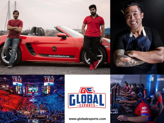 Global eSports Takes Over International Competitive Video Gaming