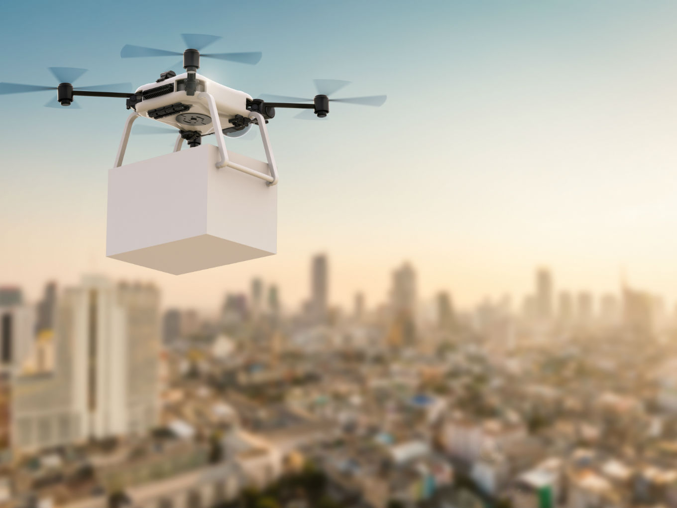 Govt Proposes 'Kill Switch' On Drones To Avoid Mishaps