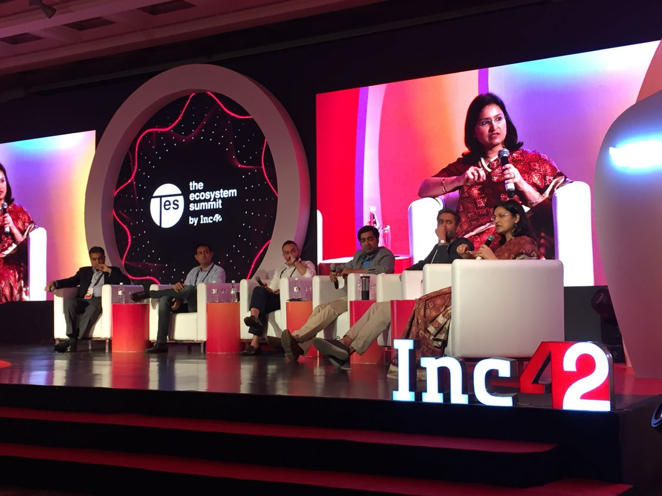 How can Indian startups scale up according to top venture capitalists