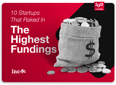 Biggest fundings of the indian startup ecosystem