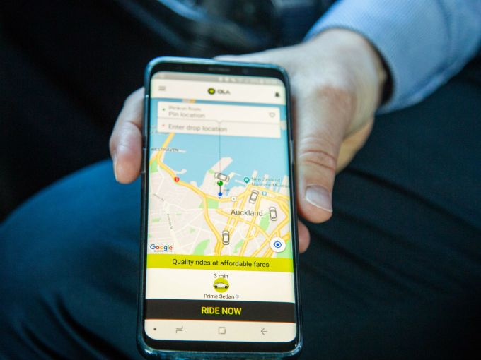 How Will Microsoft's Investment Help Ola's Mobility Ambitions?