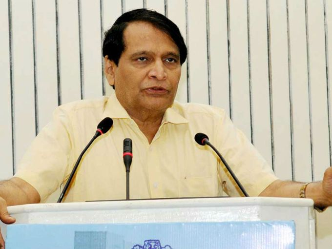 We Want To Protect The Interests Of Small Retailers: Suresh Prabhu