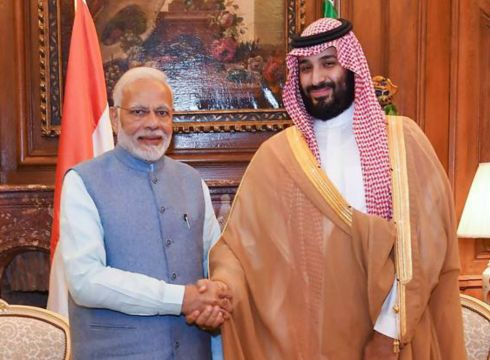 See Opportunity Worth $100 Bn In India, Says Saudi Crown Prince