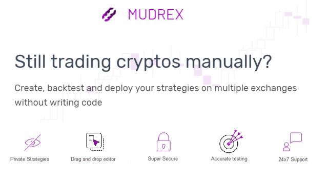 How Mudrex Helps In Cryptocurrency Trading Without Using Blockchain