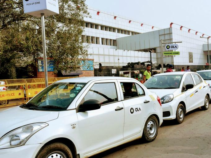 Government Could Regulate Ola, Uber With Amended Motor Vehicles Bill