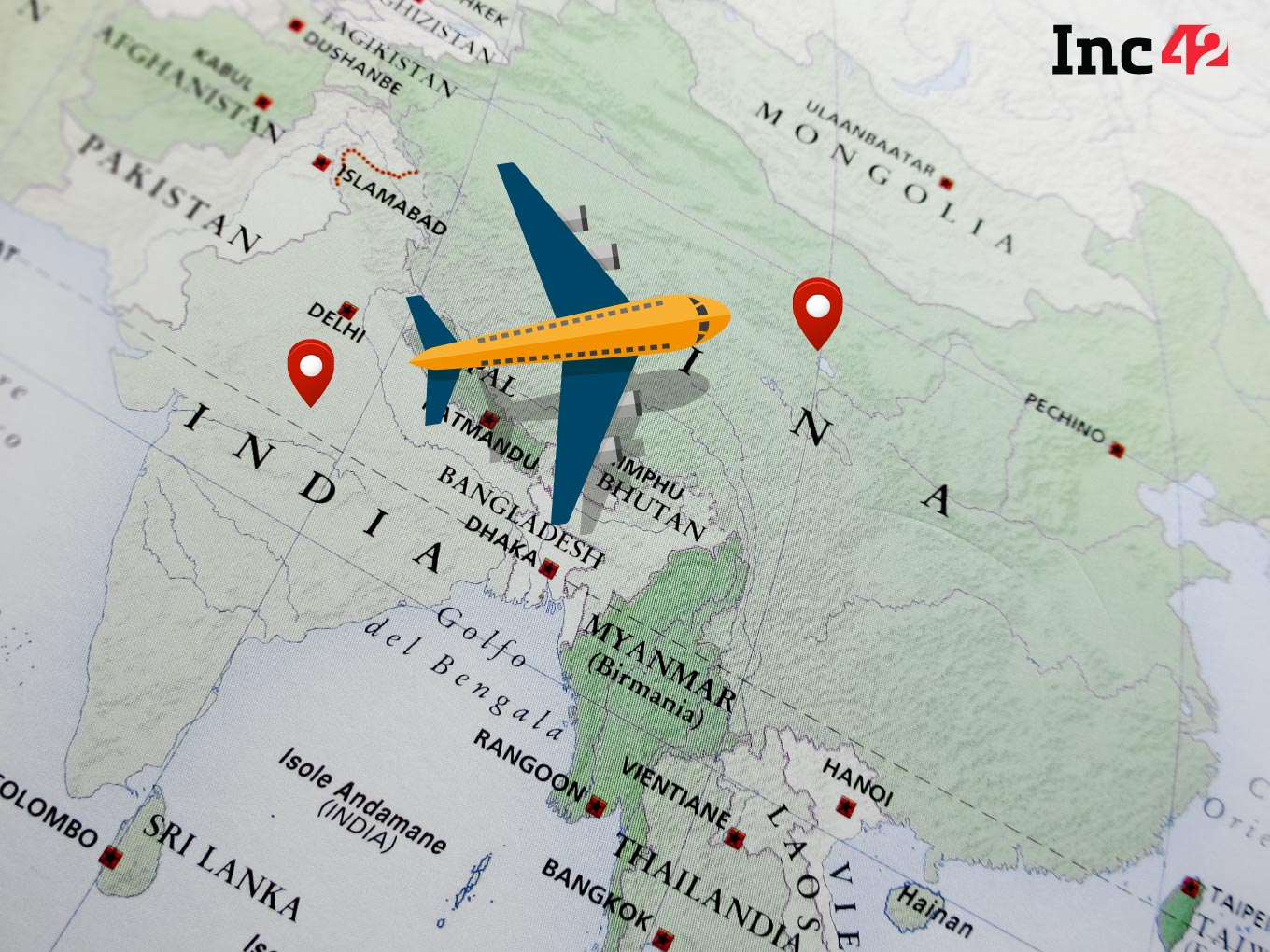 """A Gateway To China Market Or """"World Factory""""? What Hong Kong Has In Store For Indian Startups"""