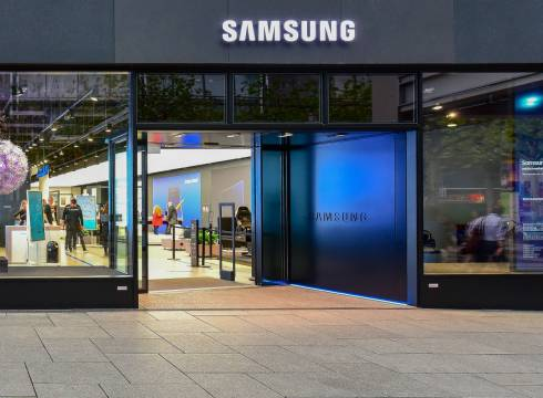 Samsung To Invest $360 Mn In India To Manufacture Components, Li-ion Batteries