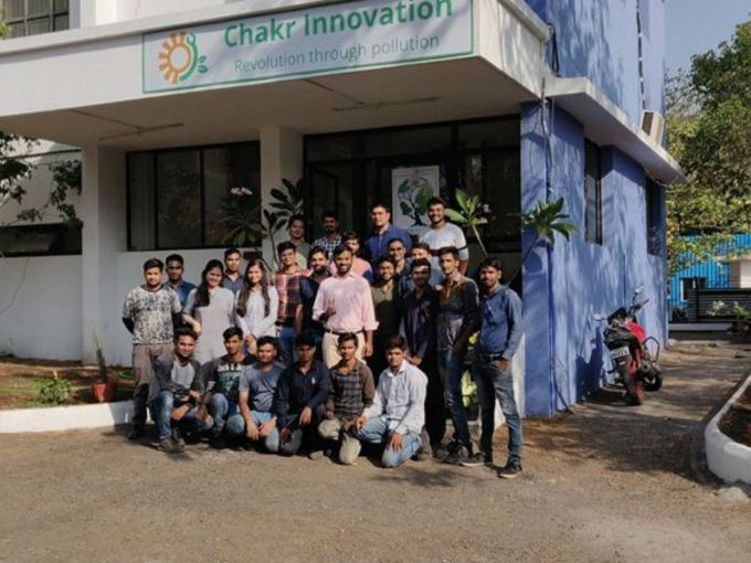 IAN Leads $2.7 Mn Funding In Cleantech Startup Chakr Innovation