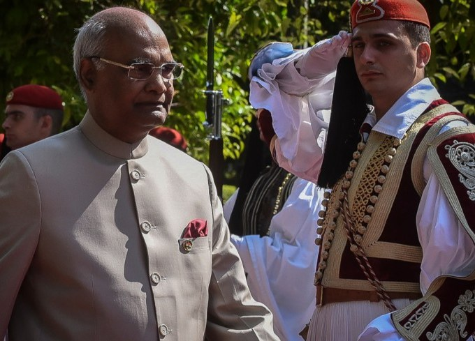 India President Ram Nath Kovind On Startups, Space Tech And More