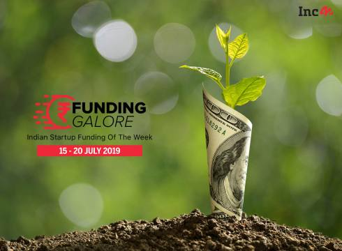 Funding Galore: Important Indian Startup Funding Of The Week