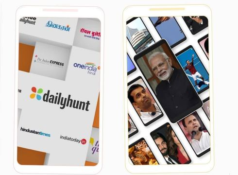 DailyHunt In Funding Talks With Carlyle, SoftBank To Take On TikTok & Co