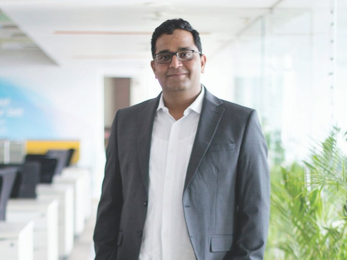 Fintech Major Paytm's Valuation Up 25%: Vijay Shekhar Sharma
