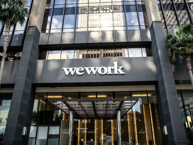 SoftBank To Invest More In WeWork As CEO Neumann Steps Down