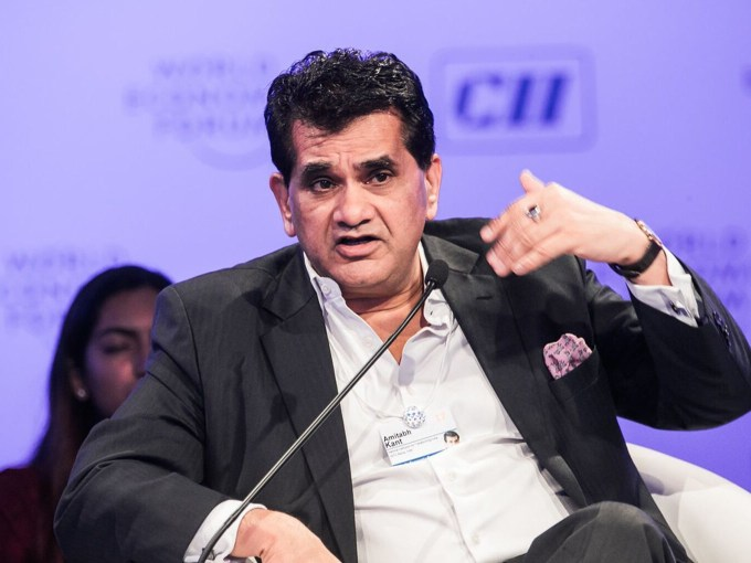 Amitabh Kant On Privatisation Of Public Sector And Startup Ecosystem