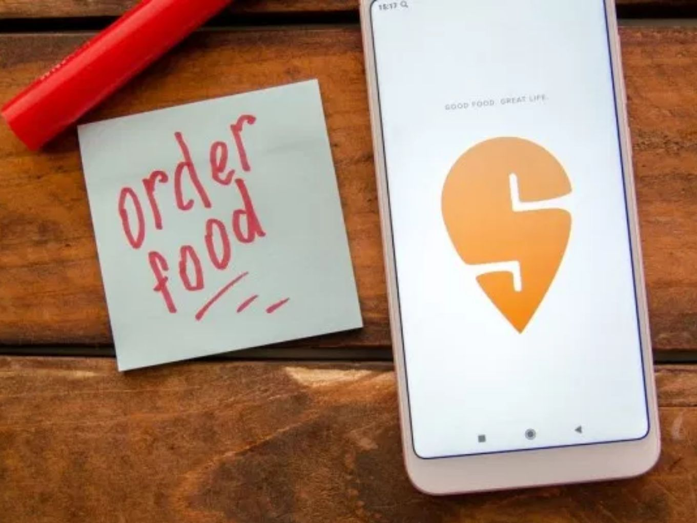 Swiggy raises $113 mn from investors led by Prosus
