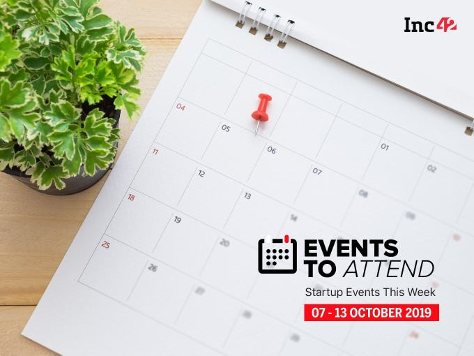 Startup Events This Week: Founders Meetup By Inc42, Pulse42 And More