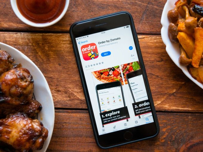 After Discounting, Complains Of Illegal Kitchen Haunts Zomato