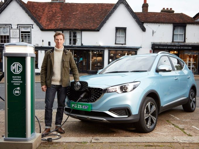 MG Motor Gears For India EV Market With Fast-Charging Stations