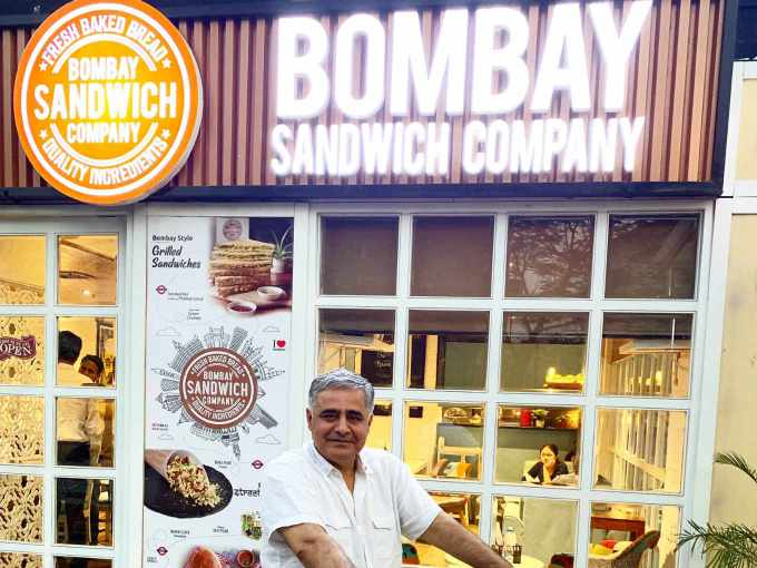 Why Bombay Sandwich Company Is Blending Cloud Kitchens And Restaurants With Its Hybrid Model