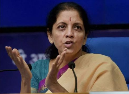 Sitharaman Discuses Big Data Use Cases From Startups Ahead Of Budget