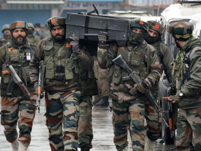 Startups Come To Security Forces Rescue: CRPF-Startup India Grand Challenge