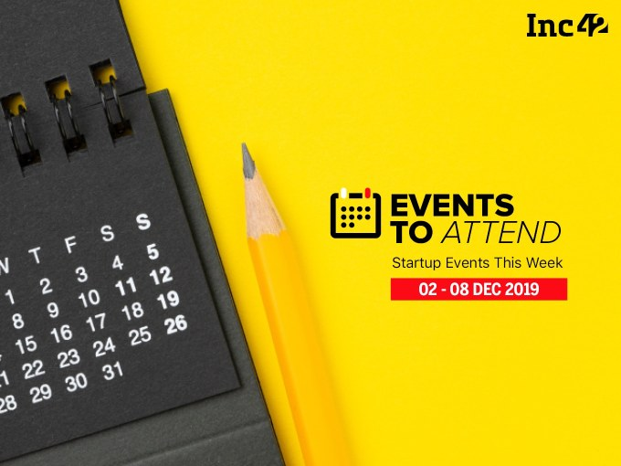 Startup Events This Week: Mixer By Inc42, CII's Conclave And More