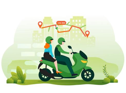 How India Became The World's Capital For Bike Taxis, Scooter Rentals?